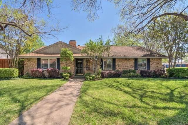 9704 Lanward Drive, Dallas, TX 75238 (MLS #14570148) :: Front Real Estate Co.
