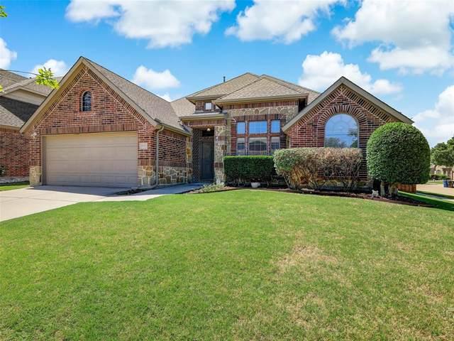 9523 Knight Lane, Frisco, TX 75035 (MLS #14570187) :: Team Tiller