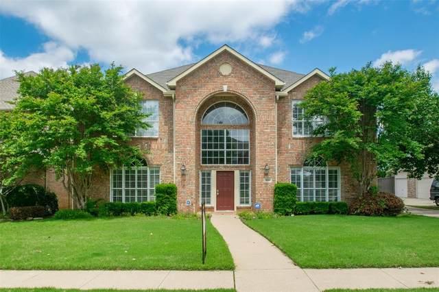 890 Tartan Trail, Highland Village, TX 75077 (MLS #14570188) :: Wood Real Estate Group