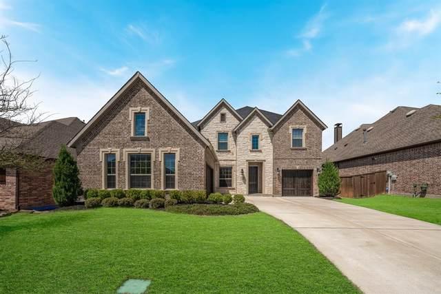 2032 Grassland Drive, Allen, TX 75013 (MLS #14570189) :: RE/MAX Landmark