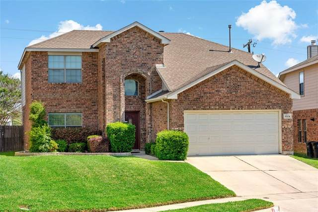 1024 Breeders Cup Drive S, Fort Worth, TX 76179 (MLS #14570194) :: All Cities USA Realty