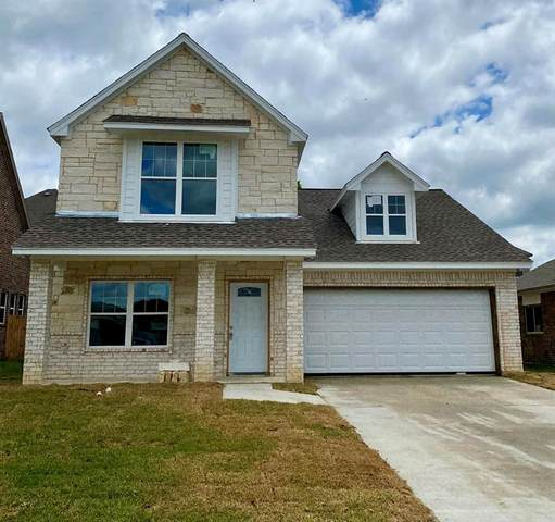 105 Mitchell Circle, Terrell, TX 75160 (MLS #14570196) :: Real Estate By Design