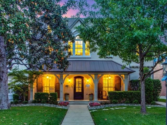4220 Southwestern Boulevard, University Park, TX 75225 (MLS #14570222) :: 1st Choice Realty