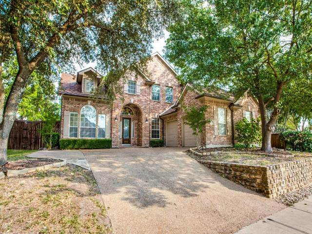 4802 Virginia Woods Drive, Mckinney, TX 75071 (MLS #14570226) :: Frankie Arthur Real Estate