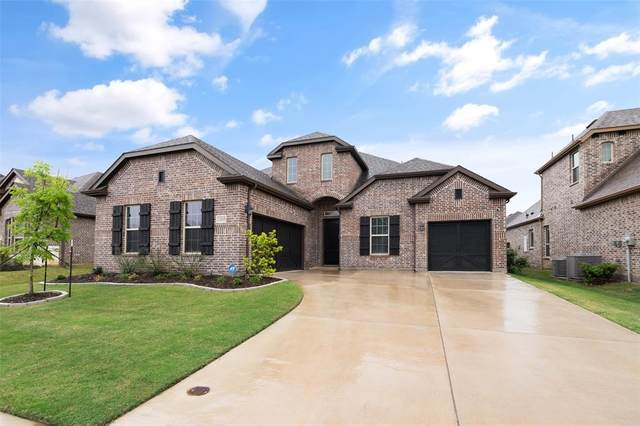 1105 Quail Dove Drive, Little Elm, TX 75068 (MLS #14570229) :: All Cities USA Realty