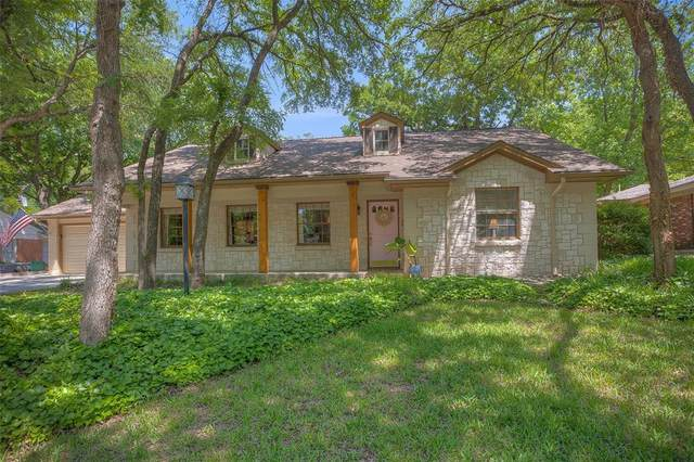 3213 Preston Hollow Road, Fort Worth, TX 76109 (MLS #14570247) :: 1st Choice Realty