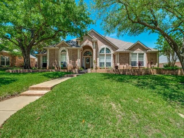 2605 Wild Ivy Trail, Mansfield, TX 76063 (MLS #14570306) :: VIVO Realty