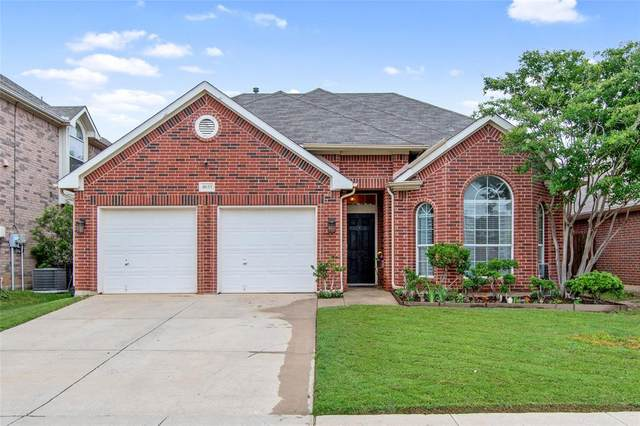 4633 Matthew Drive, Fort Worth, TX 76244 (MLS #14570334) :: Real Estate By Design