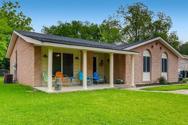 1303 Shelmar Drive, Arlington, TX 76014 (MLS #14570346) :: All Cities USA Realty