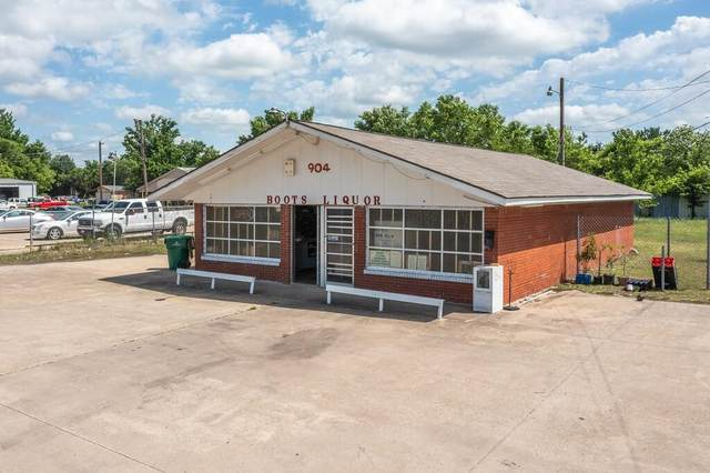 904 E Moore Avenue, Terrell, TX 75160 (MLS #14570357) :: The Kimberly Davis Group