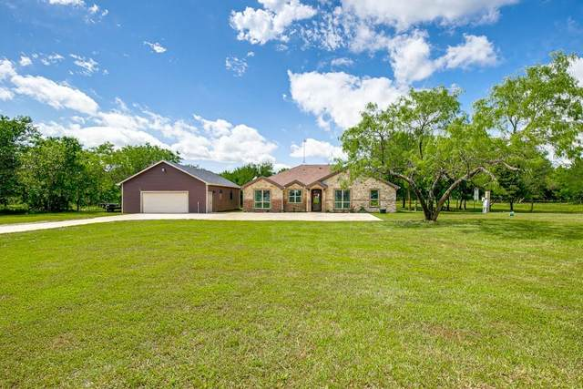 6549 County Road 164, Terrell, TX 75161 (MLS #14570363) :: Real Estate By Design