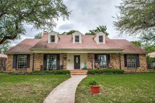 1545 Driftwood Drive, Dallas, TX 75224 (MLS #14570364) :: RE/MAX Pinnacle Group REALTORS