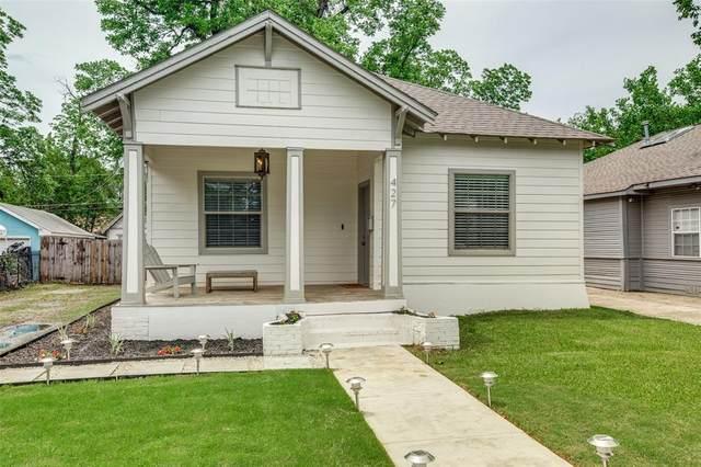 427 Mount Auburn Avenue, Dallas, TX 75223 (MLS #14570380) :: Team Tiller
