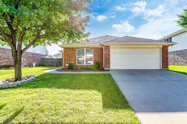 229 Centennial Place, Crowley, TX 76036 (MLS #14570385) :: Craig Properties Group