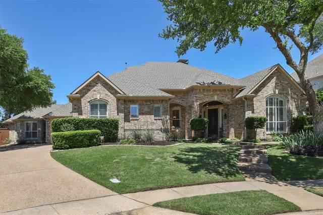 3716 Ping Drive, Flower Mound, TX 75028 (MLS #14570407) :: Frankie Arthur Real Estate