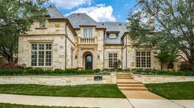 12 Armstrong Drive, Frisco, TX 75034 (MLS #14570417) :: Team Hodnett