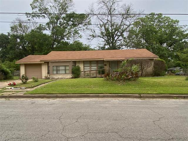 701 W 2nd Street, Tyler, TX 75701 (MLS #14570448) :: The Good Home Team