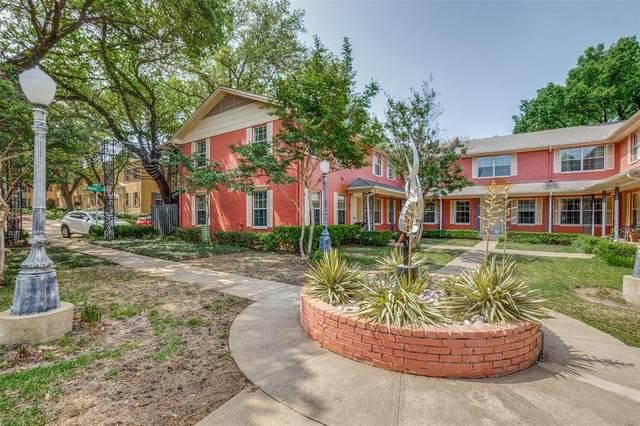 4803 Bradford Drive 4803A, Dallas, TX 75219 (MLS #14570509) :: Front Real Estate Co.