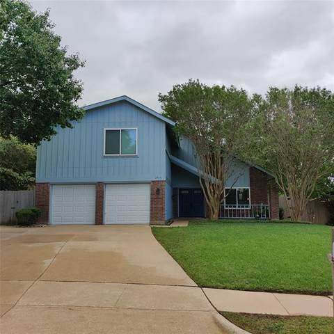 2404 Mesquite Court E, Bedford, TX 76021 (MLS #14570520) :: All Cities USA Realty