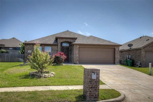 1505 Nathan Circle, Greenville, TX 75402 (MLS #14570542) :: The Kimberly Davis Group