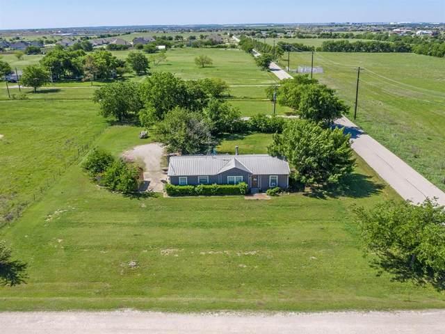 600 Sunset Drive, Argyle, TX 76226 (MLS #14570562) :: The Mauelshagen Group