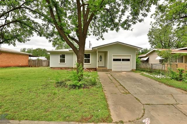 326 Green Street, Abilene, TX 79603 (MLS #14570620) :: Front Real Estate Co.