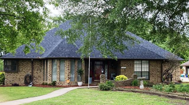 1005 42nd Street SE, Paris, TX 75462 (MLS #14570628) :: All Cities USA Realty
