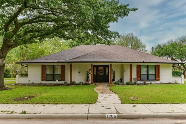 1705 Alexander Drive, Waxahachie, TX 75165 (MLS #14570629) :: The Krissy Mireles Team