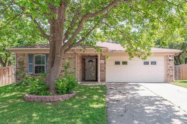 609 Walter Court, White Settlement, TX 76108 (MLS #14570632) :: The Kimberly Davis Group