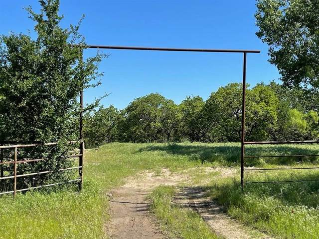 2821 Airport Road, Mineral Wells, TX 76067 (MLS #14570670) :: The Kimberly Davis Group