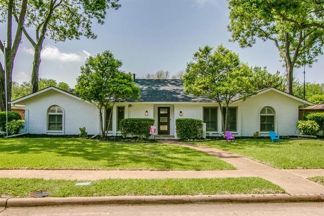 2524 Westridge Drive, Plano, TX 75075 (MLS #14570671) :: Wood Real Estate Group