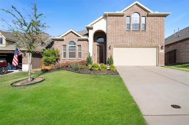 5213 Prospect Street, Mckinney, TX 75071 (MLS #14570675) :: The Tierny Jordan Network