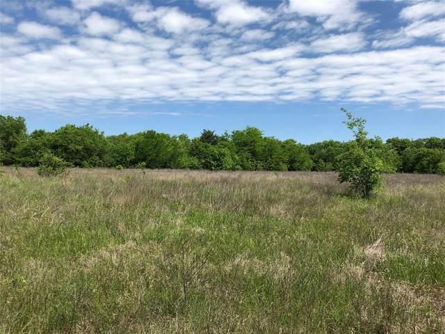 TBD Palmer Lane, Ponder, TX 76259 (MLS #14570693) :: The Mauelshagen Group