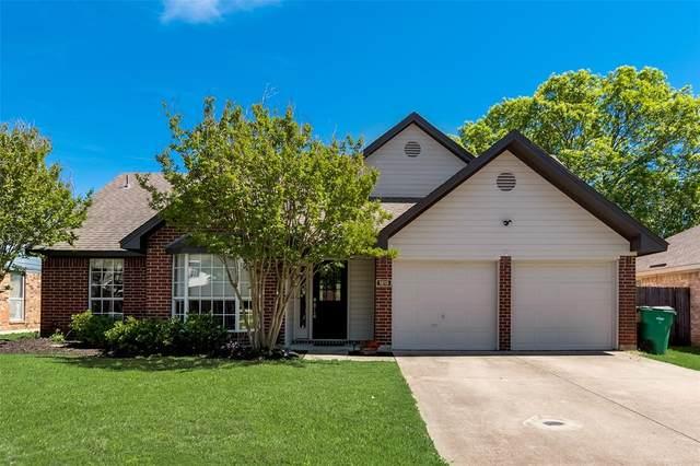 1213 Big Bend Drive, Mckinney, TX 75069 (MLS #14570704) :: The Kimberly Davis Group