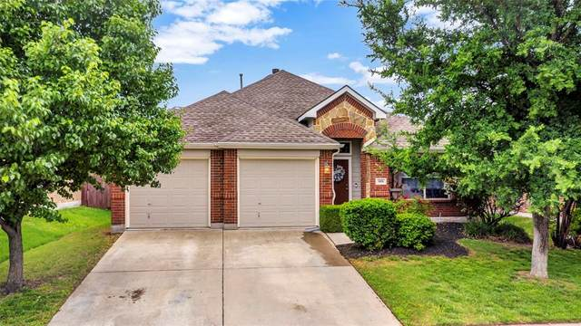 828 Lake Worth Trail, Little Elm, TX 75068 (MLS #14570728) :: Real Estate By Design