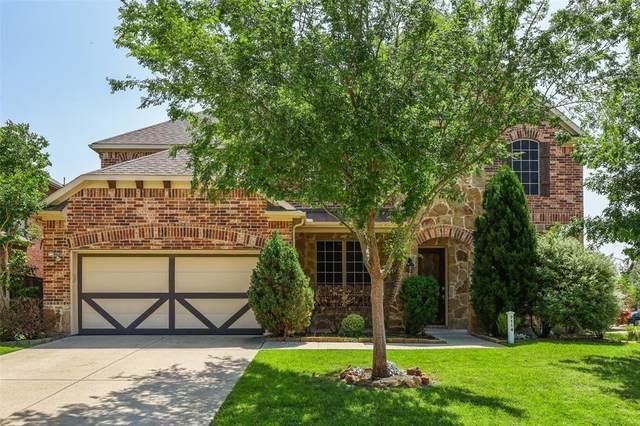 7114 Quarry Chop Drive, Frisco, TX 75035 (MLS #14570732) :: The Kimberly Davis Group