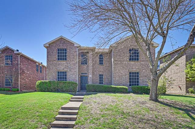 1248 Spring Water Drive, Lancaster, TX 75134 (MLS #14570746) :: The Kimberly Davis Group