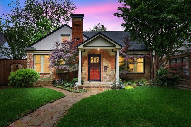 5838 Monticello Avenue, Dallas, TX 75206 (MLS #14570752) :: The Tierny Jordan Network