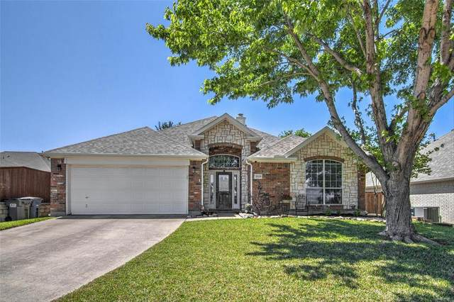 2628 Wagon Trail Drive, Little Elm, TX 75068 (MLS #14570753) :: Wood Real Estate Group