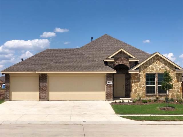 557 Declaration Way, Fate, TX 75189 (MLS #14570757) :: The Kimberly Davis Group