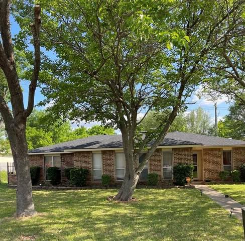 914 Live Oak Drive, Desoto, TX 75115 (MLS #14570768) :: All Cities USA Realty