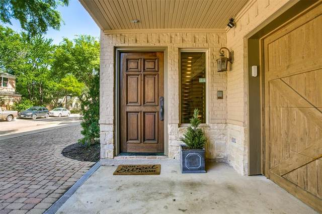 3429 Westminster Avenue #4, University Park, TX 75205 (MLS #14570769) :: 1st Choice Realty