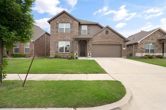 1720 Outpost Creek Lane, Aubrey, TX 76227 (MLS #14570784) :: Real Estate By Design