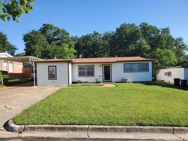 6017 Prothrow Street, Fort Worth, TX 76112 (MLS #14570785) :: Craig Properties Group