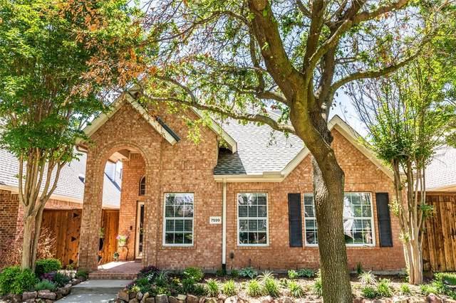 7599 Petersburgh Place, Frisco, TX 75035 (MLS #14570801) :: Jones-Papadopoulos & Co
