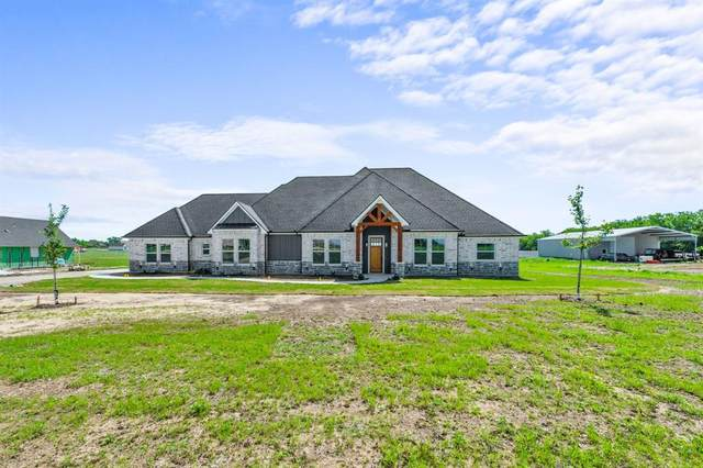 11979 Chisum Road, Sanger, TX 76266 (MLS #14570810) :: The Mauelshagen Group