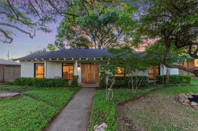 7617 El Pensador Drive, Dallas, TX 75248 (MLS #14570829) :: RE/MAX Landmark