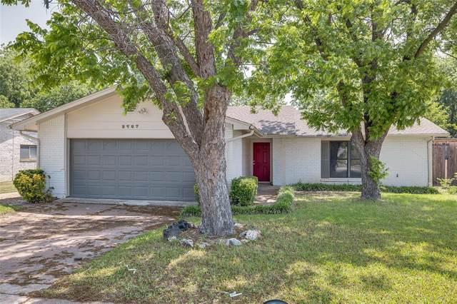 2707 Concord Drive, Arlington, TX 76014 (MLS #14570831) :: All Cities USA Realty