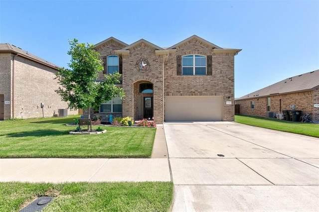 1730 Cross Creek Lane, Cleburne, TX 76033 (MLS #14570846) :: The Kimberly Davis Group