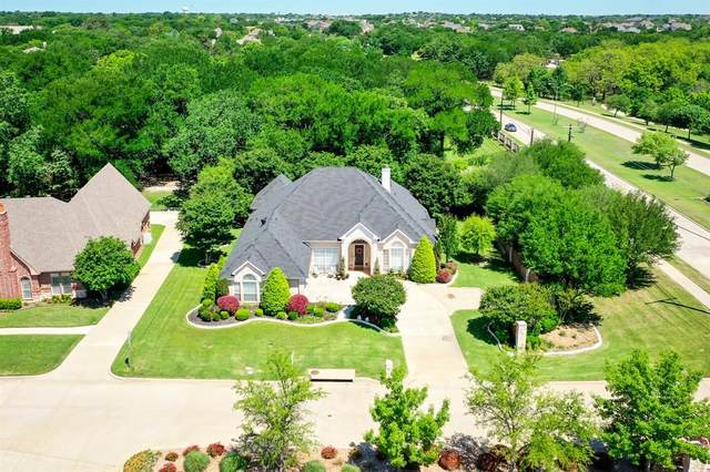 1517 Cannon Gate Drive, Mansfield, TX 76063 (MLS #14570863) :: The Krissy Mireles Team